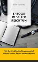 André Sternberg: E-Book Reseller Reichtum