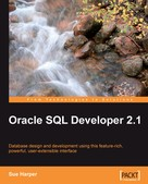 Sue Harper: Oracle SQL Developer 2.1