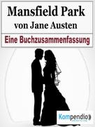 Alessandro Dallmann: Mansfield Park von Jane Austen ★★★★
