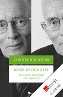 Cornelius Weiss: Risse in der Zeit ★★★★★