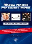 Alberto Sánchez Luján: Manual práctico para recursos humanos
