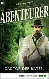 Die Abenteurer - Folge 09 - Das Tor der Rätsel