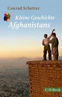 Conrad Schetter: Kleine Geschichte Afghanistans ★★★★