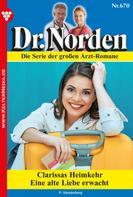 Patricia Vandenberg: Dr. Norden 670 – Arztroman ★★★★
