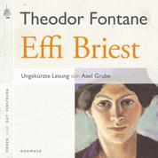Effi Briest - Volltextlesung von Axel Grube