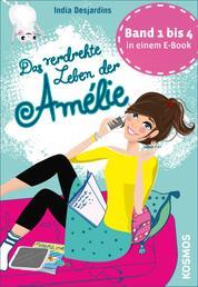 Das verdrehte Leben der Amélie, Die ersten vier Bände in einem E-Book