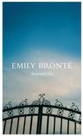 Emily Brontë: Sturmhöhe ★★★★★