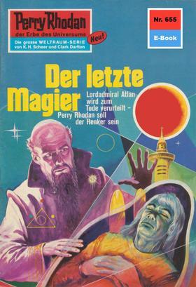 Perry Rhodan 655: Der letzte Magier