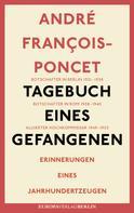 André François-Poncet: Tagebuch eines Gefangenen ★★★★