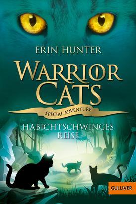 Warrior Cats - Special Adventure. Habichtschwinges Reise