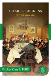 Die Pickwickier - Roman