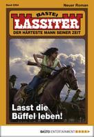 Jack Slade: Lassiter - Folge 2354