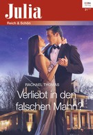 Rachael Thomas: Verliebt in den falschen Mann? ★★★★