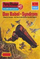 William Voltz: Perry Rhodan 1151: Das Babel-Syndrom ★★★★★