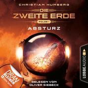 Mission Genesis - Die zweite Erde, Folge 1: Absturz (Ungekürzt)