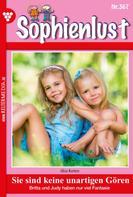 Aliza Korten: Sophienlust 367 – Familienroman ★★★★★