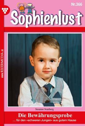 Sophienlust 366 – Familienroman