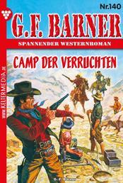 G.F. Barner 140 – Western - Camp der Verruchten
