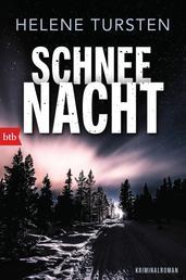 Schneenacht - Kriminalroman