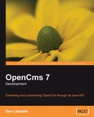 Dan Liliedahl: OpenCms 7 Development
