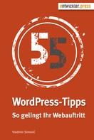 Vladimir Simović: 55 WordPress-Tipps ★★★