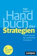 Ralph Scheuss: Handbuch der Strategien ★★★★★
