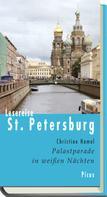 Christine Hamel: Lesereise St. Petersburg ★★★★