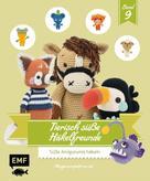 Amigurumipatterns.net: Tierisch süße Häkelfreunde 9 ★★★★