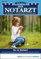 Karin Graf: Der Notarzt - Folge 282 ★★★★★
