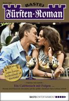 Clarissa von Lausitz: Fürsten-Roman - Folge 2487 ★★★★