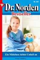 Patricia Vandenberg: Dr. Norden Bestseller 307 – Arztroman ★★★