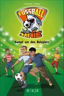 Andreas Schlüter: Fußball-Haie: Kampf um den Bolzplatz ★★★★★