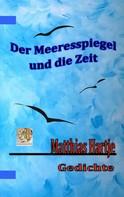 Matthias Hartje: Der Meeresspiegel und die Zeit