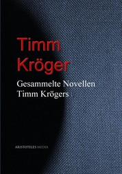 Gesammelte Novellen Timm Krögers