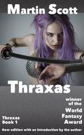Martin Scott: Thraxas ★★★★★
