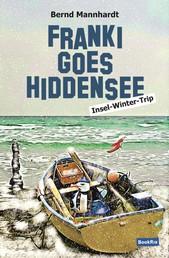 Franki goes Hiddensee - Insel-Winter-Trip