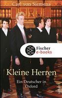 Carl Siemens: Kleine Herren ★