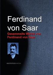Gesammelte Werke von Ferdinand von Saar
