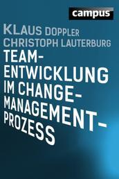 Teamentwicklung im Change-Management-Prozess