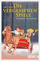 Margit Auer: Die vergessenen Spiele ★★★★★