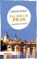 Corinna Anton: Ein Jahr in Prag ★★★