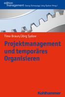 Timo Braun: Projektmanagement und temporäres Organisieren