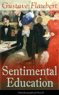 Gustave Flaubert: Sentimental Education (Autobiographical Novel)