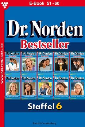 Dr. Norden Bestseller Staffel 6 – Arztroman