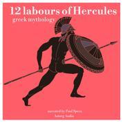 12 labours of Hercules, a greek myth