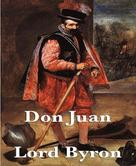 Lord Byron: Don Juan