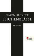 Simon Beckett: Leichenblässe ★★★★