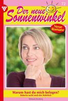 Michaela Dornberg: Der neue Sonnenwinkel 72 – Familienroman ★★★★