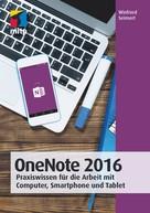 Winfried Seimert: OneNote 2016 ★★★