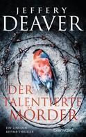 Jeffery Deaver: Der talentierte Mörder ★★★★